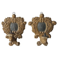 Pair of Louis XIV Wall Sconces, circa 1700
