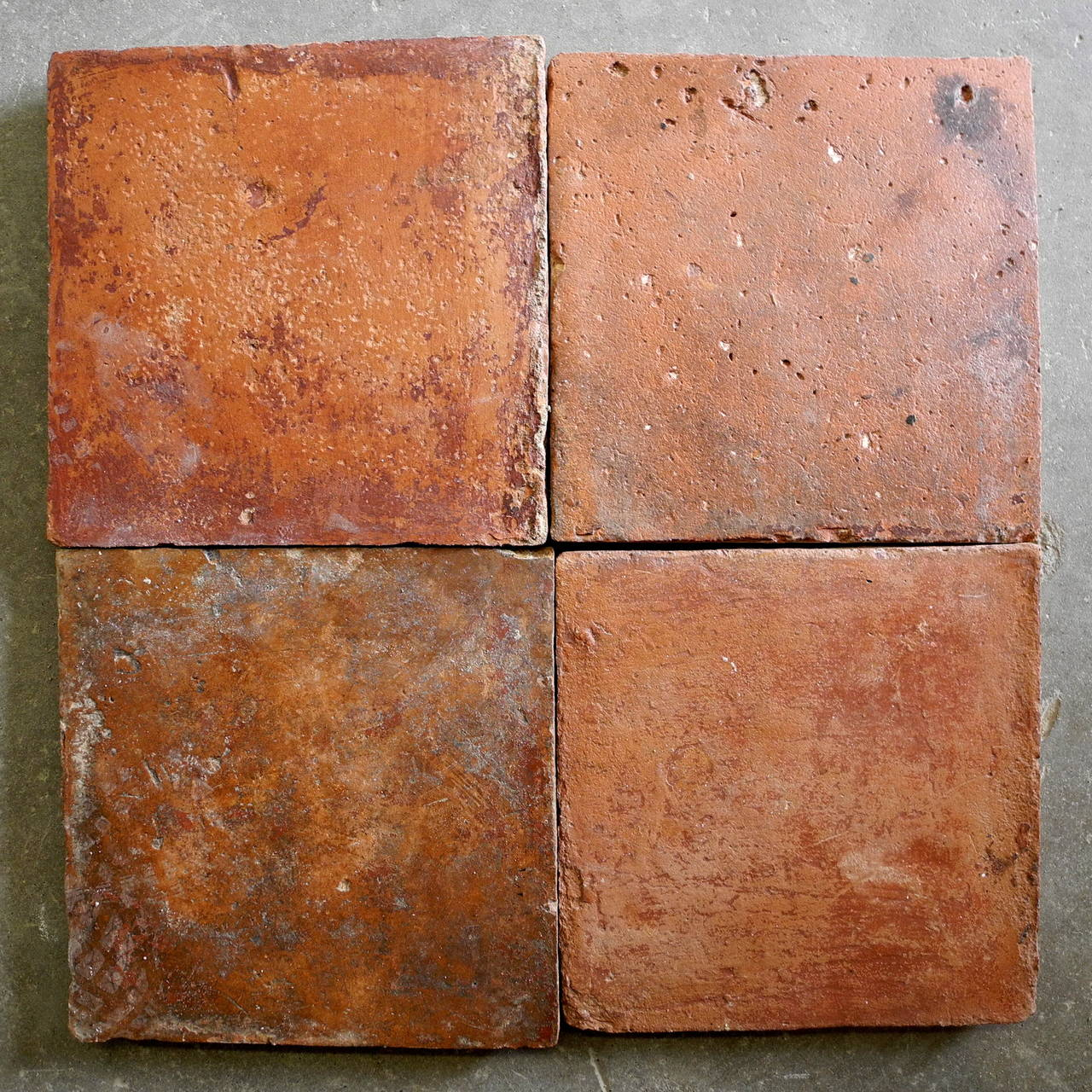 This Reclaimed Spanish Terracotta Tiles is no longer available.
