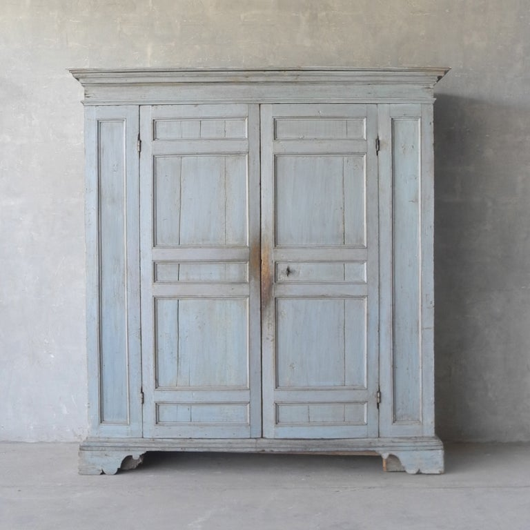 Antique 17th Century Wood Armoire from Italy at 1stdibs