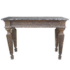 Antique 18th Century Console Table from Italy