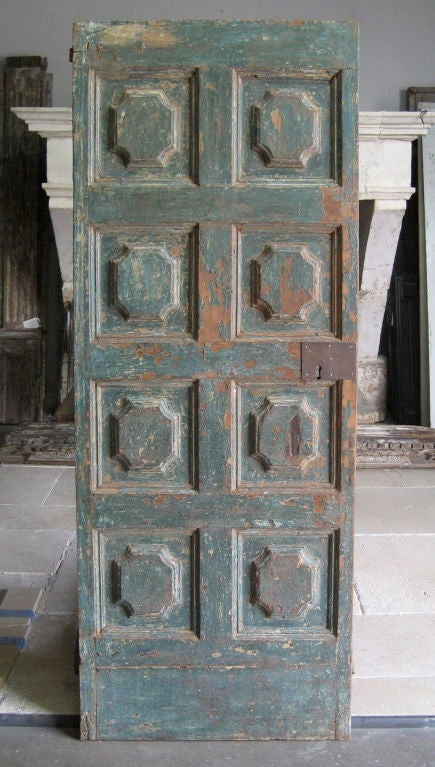 18th Century Spanish Door From Andalusia At 1stdibs