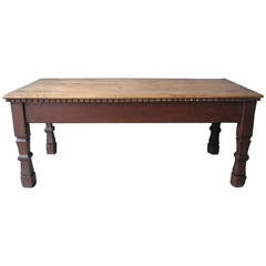 Antique 17th Century Console Table from Italy