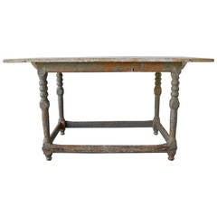 Late 18th Century Swedish Table