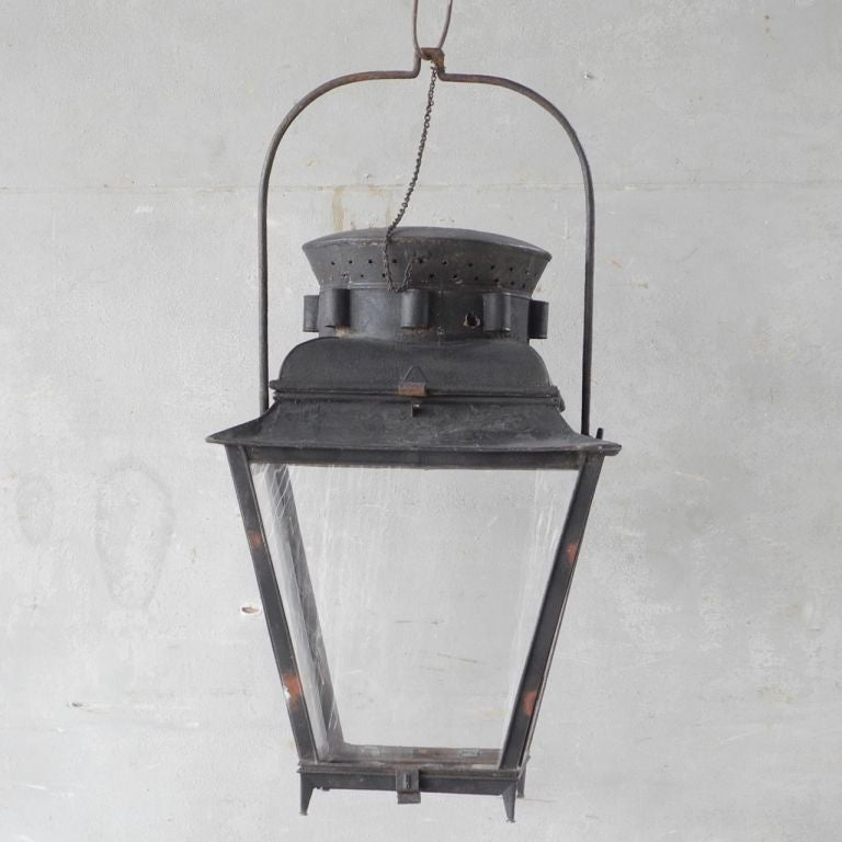 18th Century and Earlier 18th c. Lantern For Sale