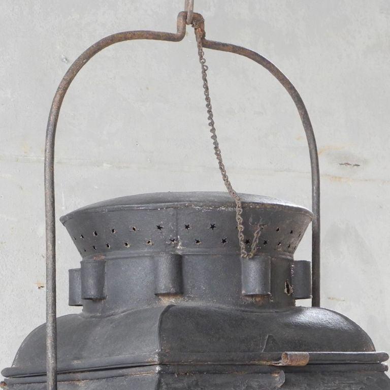 18th c. Lantern image 5