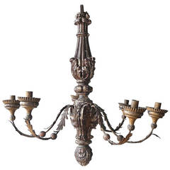 Antique French Chandelier, Circa 1780