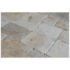 Reclaimed Dalles de Bourgogne Stone Flooring