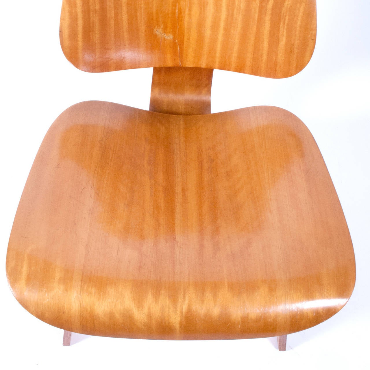 Pre Production Lcw Charles And Ray Eames Chair 1945 At