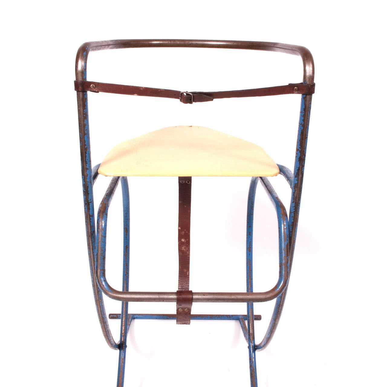 20th Century Convertible Child's High Chair and Rocker For Sale