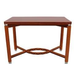 1930s Italian Lamp Table