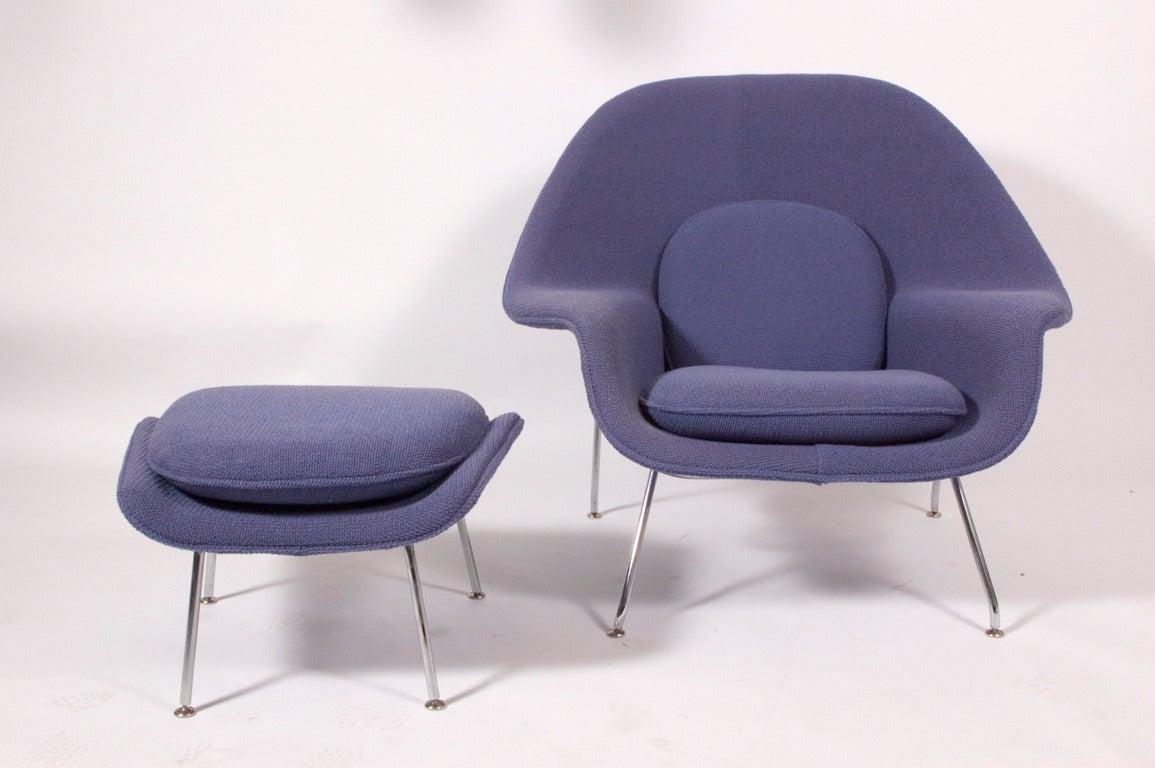 Womb Chair By Eero Saarinen At 1stdibs