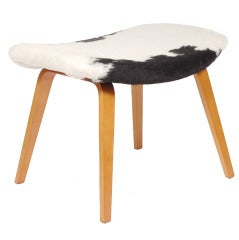 Grasshopper Ottoman by Eero Saarinen