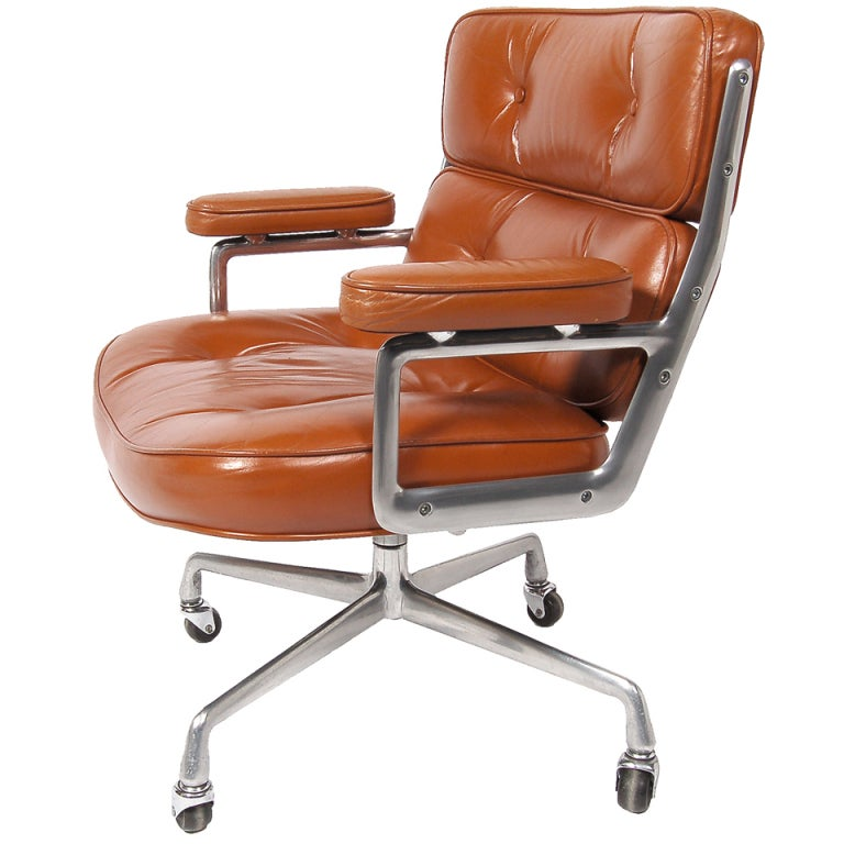 time life desk chair by charles eames at 1stdibs. Black Bedroom Furniture Sets. Home Design Ideas