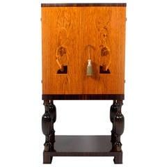 1920s Swedish Art Deco Cabinet