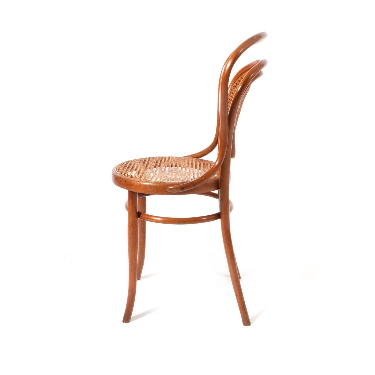 Orly j and j kohn bentwood chair 1900 for sale at 1stdibs