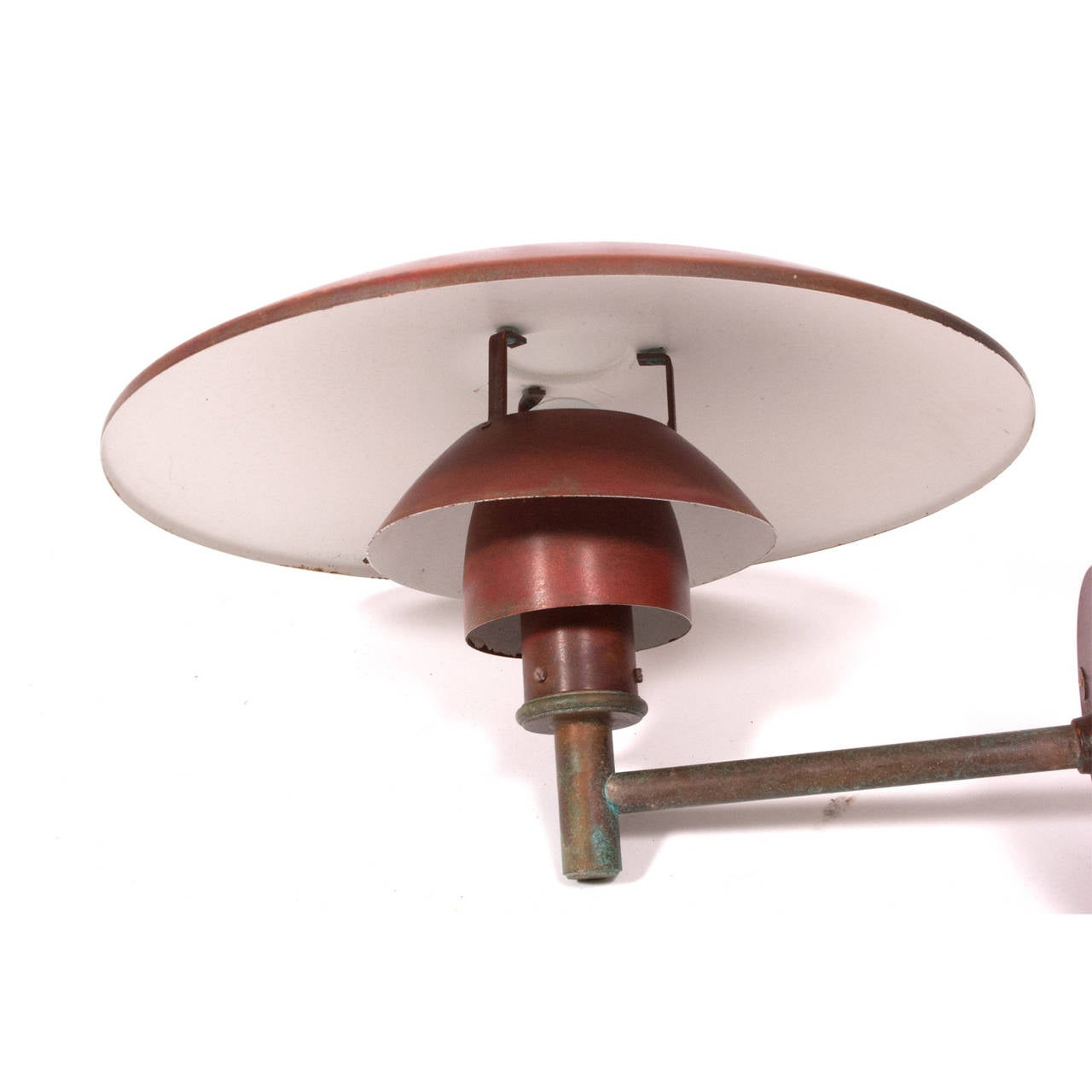 this poul henningsen solid copper outdoor lamp 4 3 is no longer