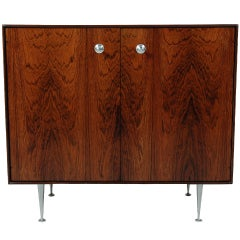 Thin Edge Two Door Cabinet by George Nelson