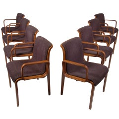 Set of Eight Stephens Chairs
