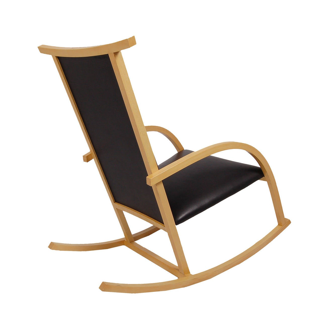Rocker Chair by Carlos Riart for Knoll 4