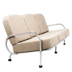 Three Seat Sofa by Warren McArthur