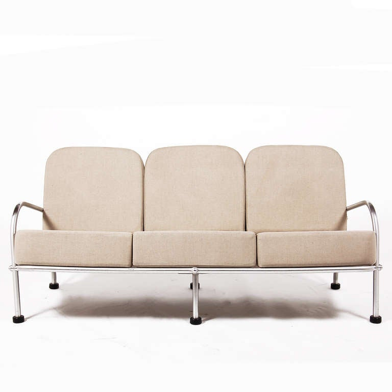 Three Seat Sofa By Warren Mcarthur At 1stdibs