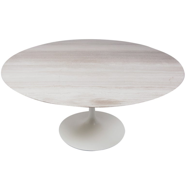 this custom 60 round tulip dining table is no longer available
