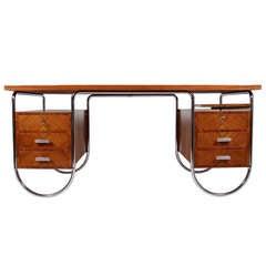 Rare Desk by Marcel Breuer for Columbus Model 181E