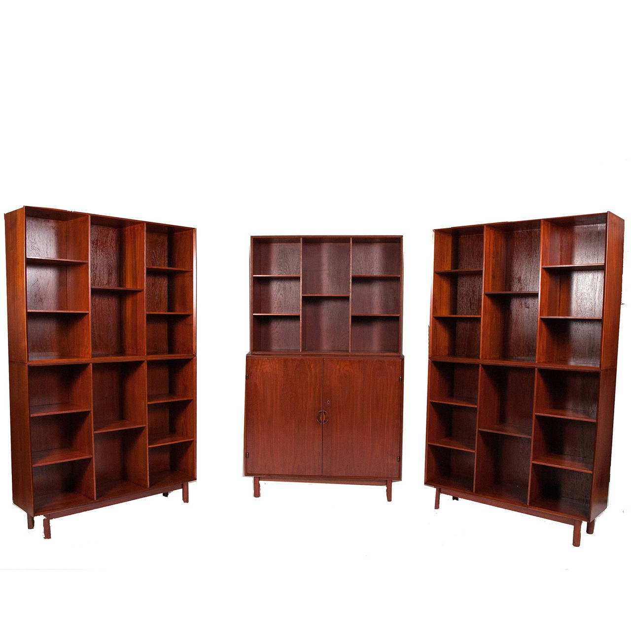 Storage Bookcases Corner And L Shape Desks All Home Office Furnitur . Full resolution‎  image, nominally Width 1280 Height 1280 pixels, image with #AF471C.
