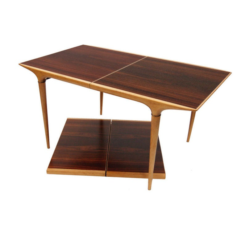 RosewoodBeech Dining Table by Svante Skogh at 1stdibs : 8473127656479511 from www.1stdibs.com size 768 x 768 jpeg 34kB