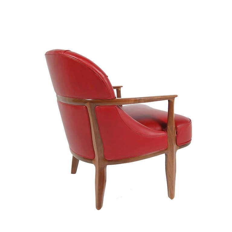 Janus chair by edward wormley at 1stdibs - Edward wormley chairs ...