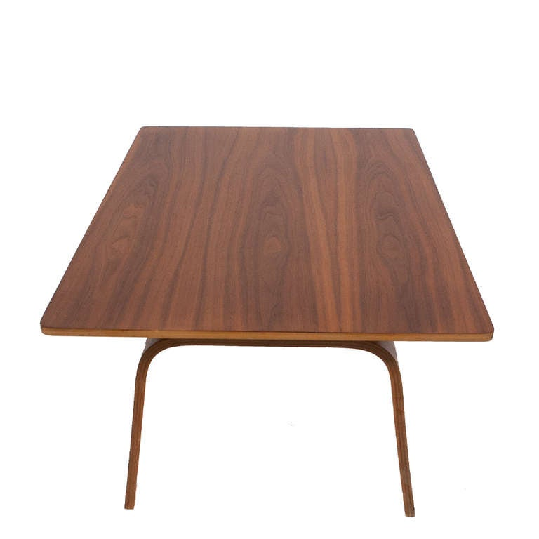 Coffee table by charles eames for sale at 1stdibs for Eames style coffee table