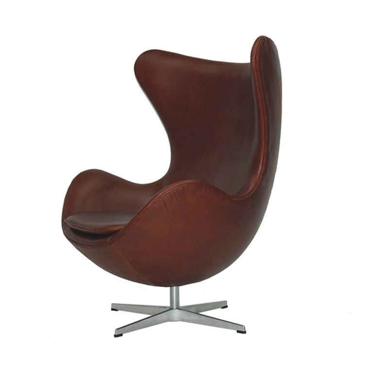 Egg Chair By Arne Jacobsen At 1stdibs