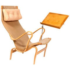 "Bruno Mathsson ""Pernilla2"" Easy Chair for Karl Mathsson"
