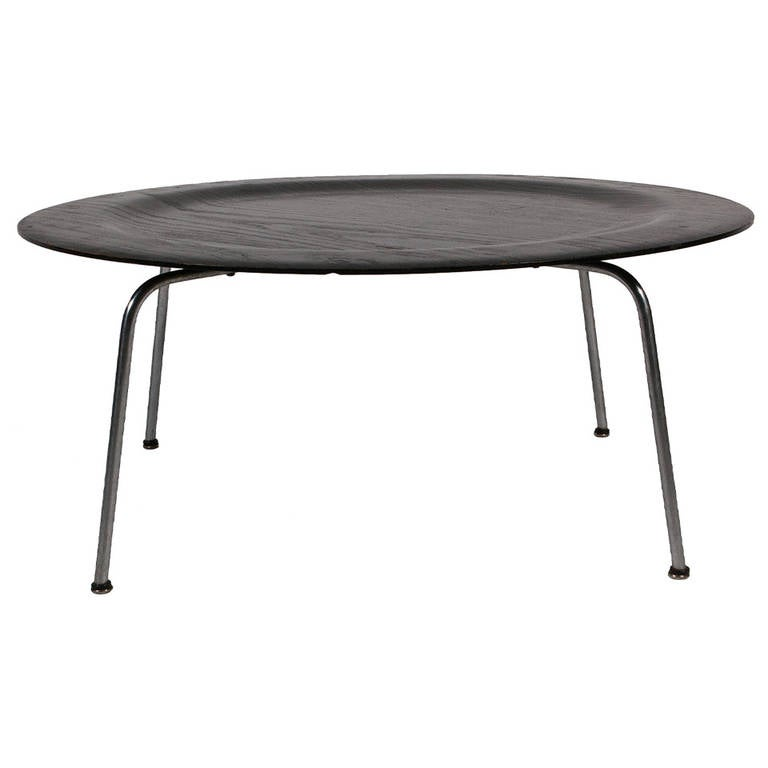 Original Ctm Coffee Table By Charles Eames At 1stdibs