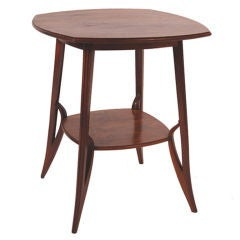 Louis Majorelle Marquetry Lamp Table