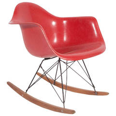 Rocking Armchair by Charles Eames
