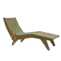 Original Chaise Lounge by Klaus Grabe