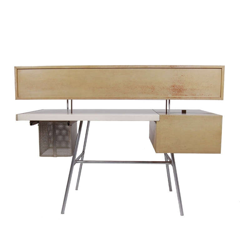 this custom home office desk by george nelson is no longer available
