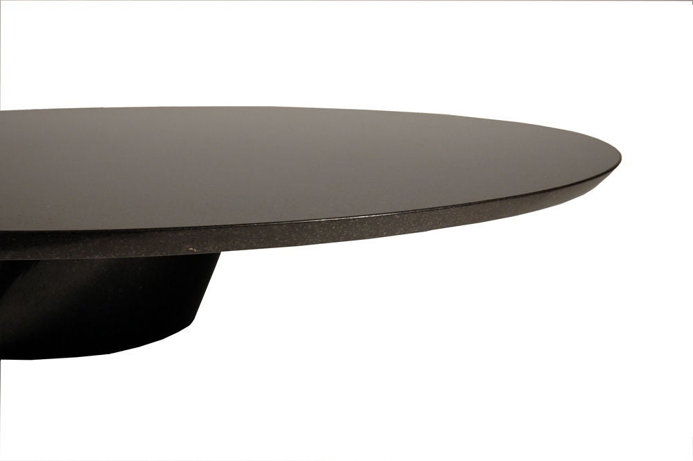 Rare Stump Coffee Table by Lucia Mercer for Knoll 2