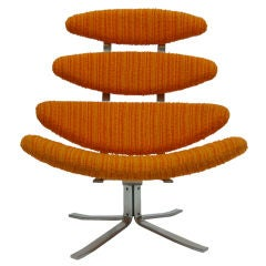 Poul Volther Original Production Corona Chair
