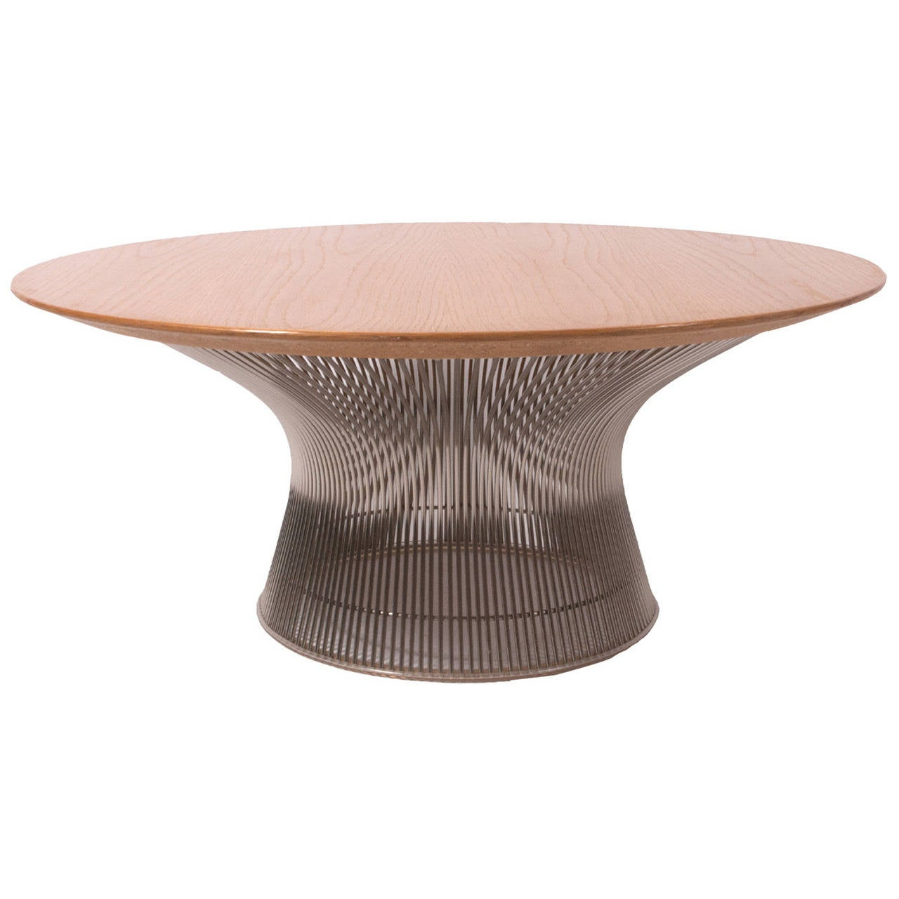 Coffee table by warren platner at 1stdibs for Warren platner coffee table