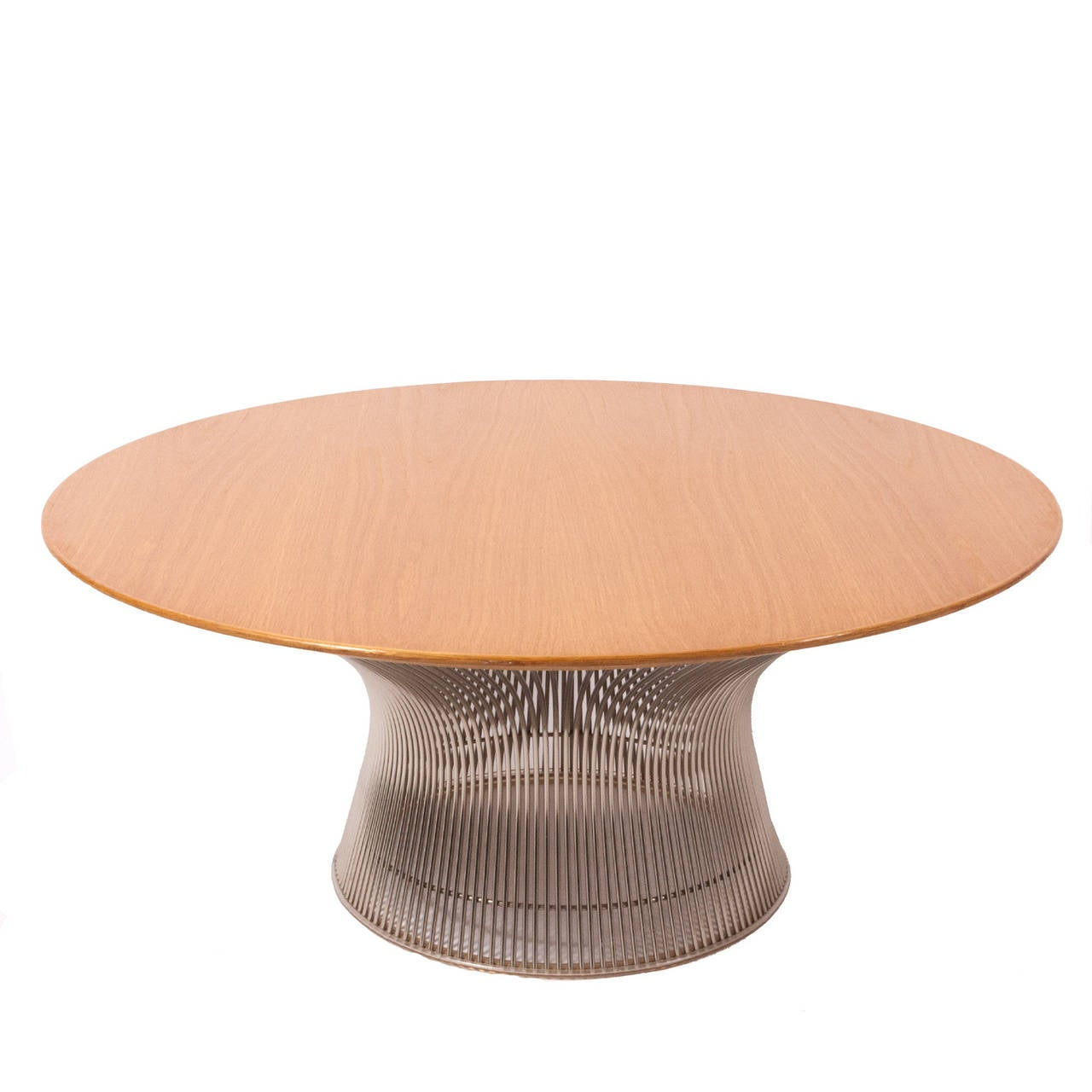 this coffee table by warren platner is no longer available