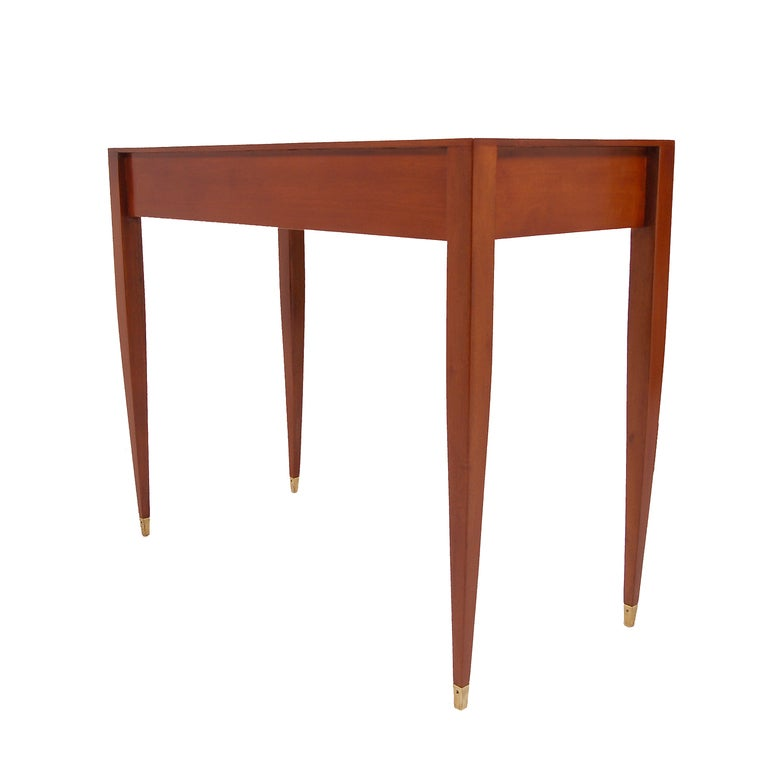 Console table by gio ponti at 1stdibs for Skinny dressing table