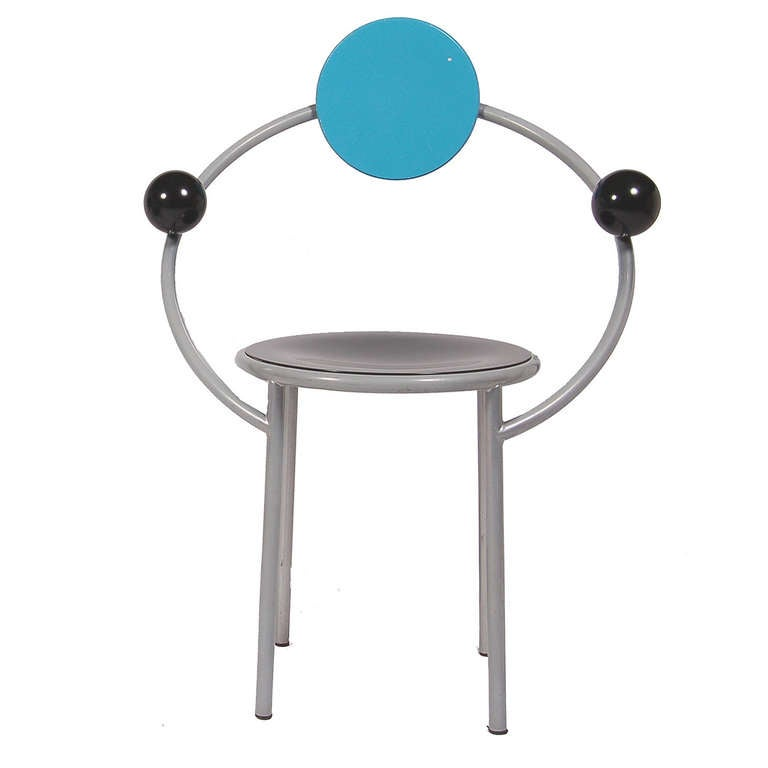 First Chair By Michele De Lucchi At 1stdibs