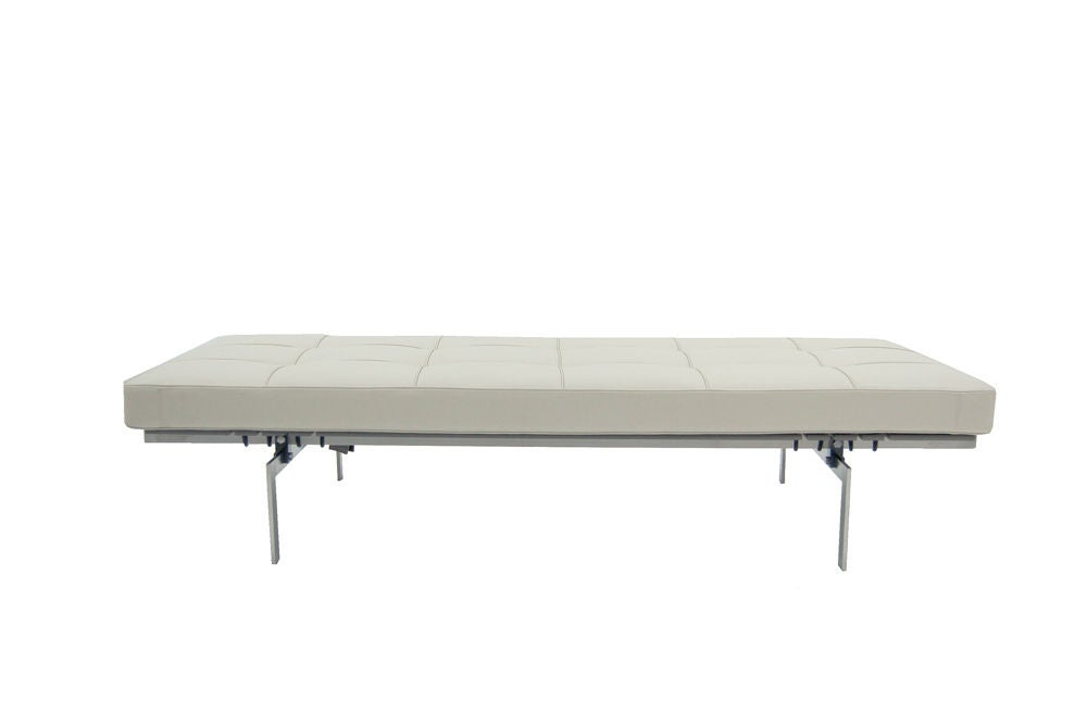 Pk 80 Daybed Bench By Poul Kjaerholm At 1stdibs