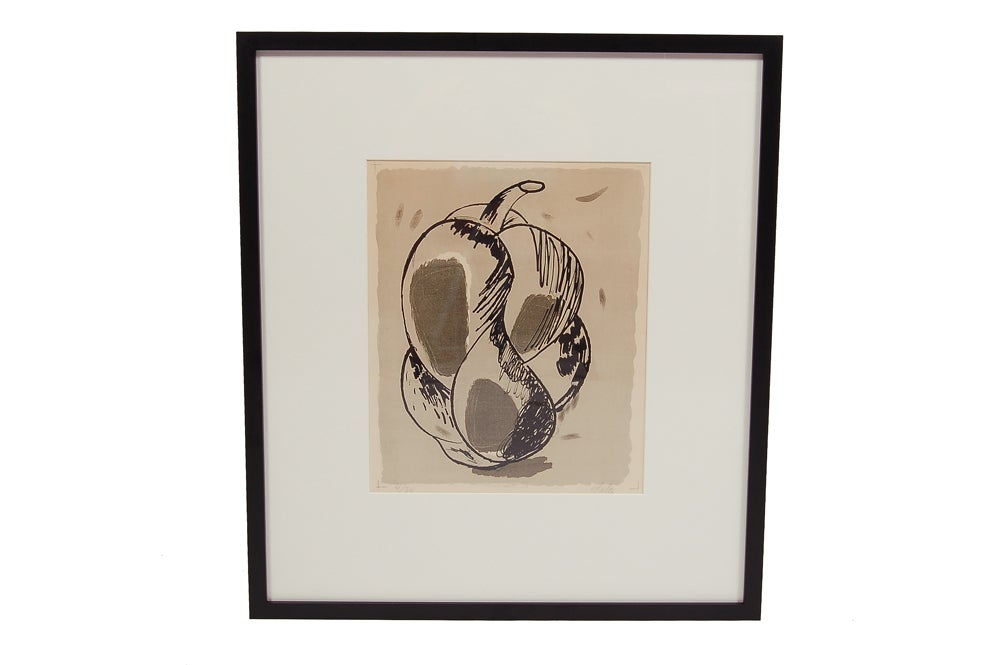 Mid-20th Century Selection of Axel Salto Lithographs For Sale