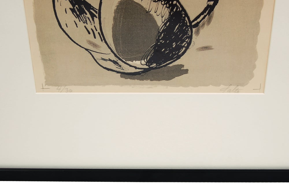 Selection of Axel Salto Lithographs For Sale 1