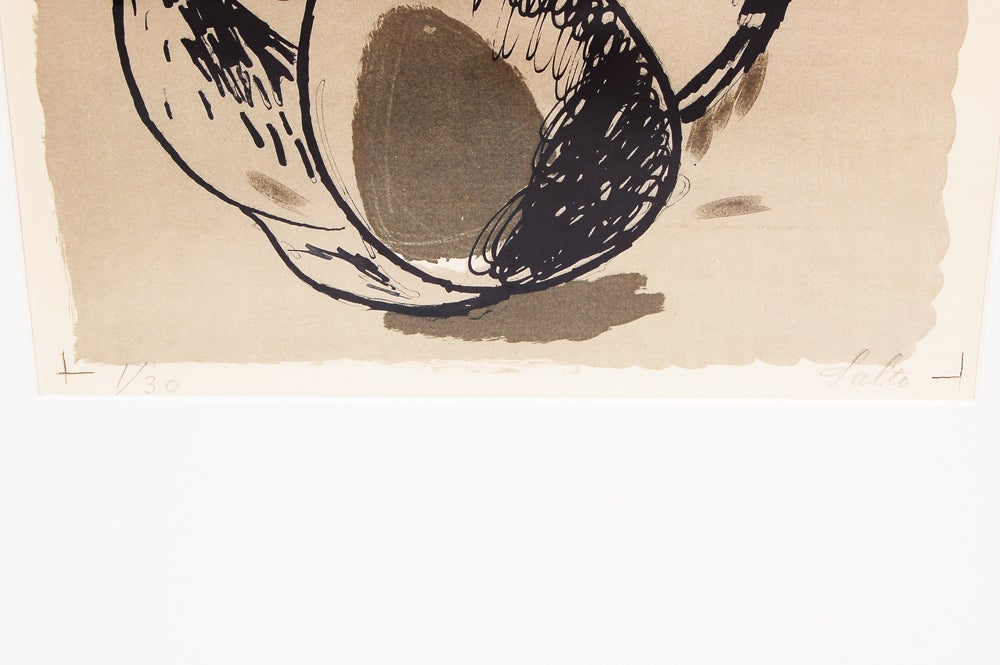Selection of Axel Salto Lithographs For Sale 3