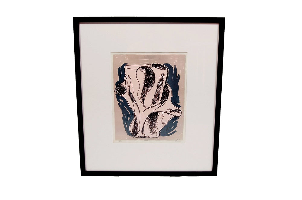 Selection of Axel Salto Lithographs For Sale 4