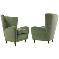 Paolo Buffa Lounge Chairs